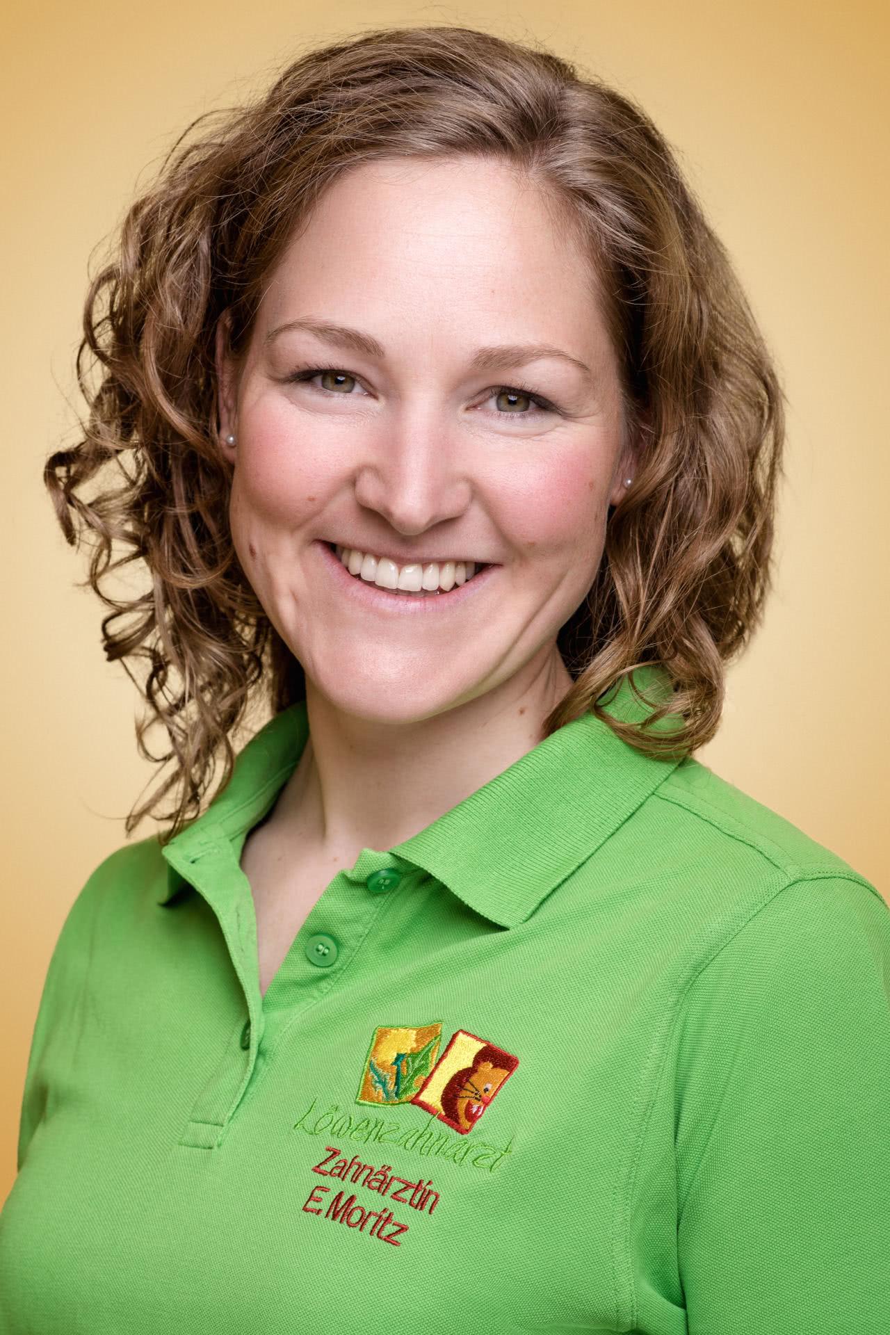 Liebevolle Kinderzahnärztin Edda Moritz