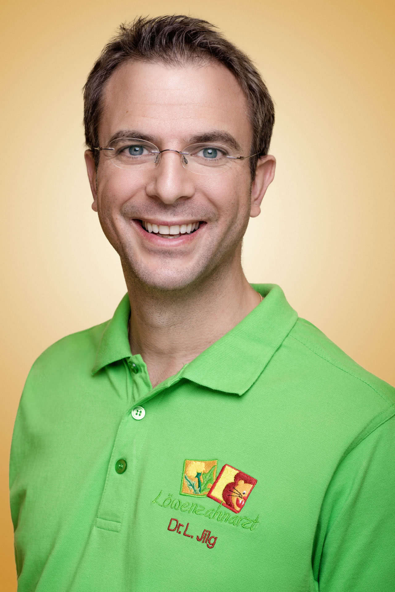 Lustiger Kinderzahnarzt Dr. Levin Jilg