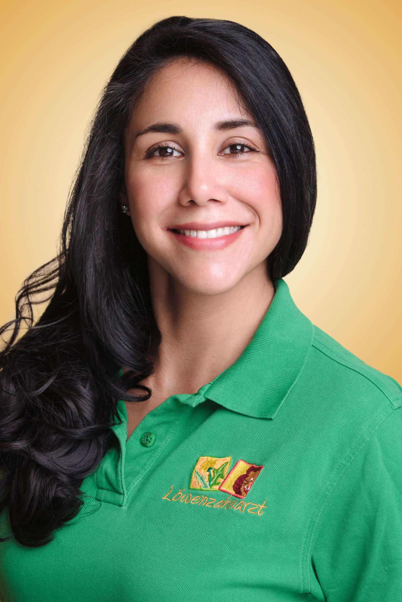 Mexikanische Kinderzahnärztin Silvia Klim